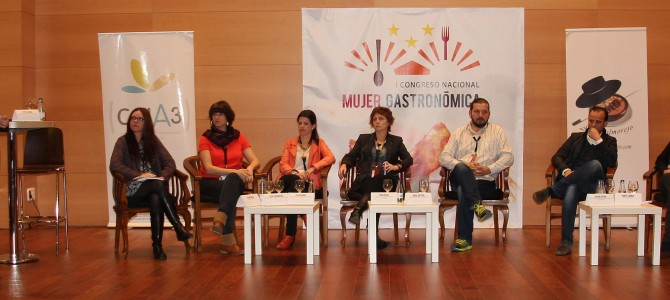I Congreso Mujer Gastronómica