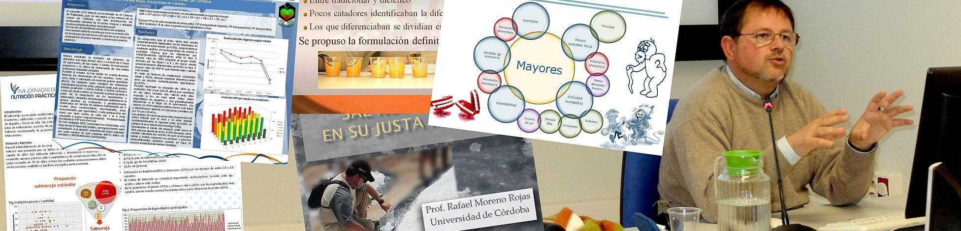 Web de Rafael Moreno Rojas