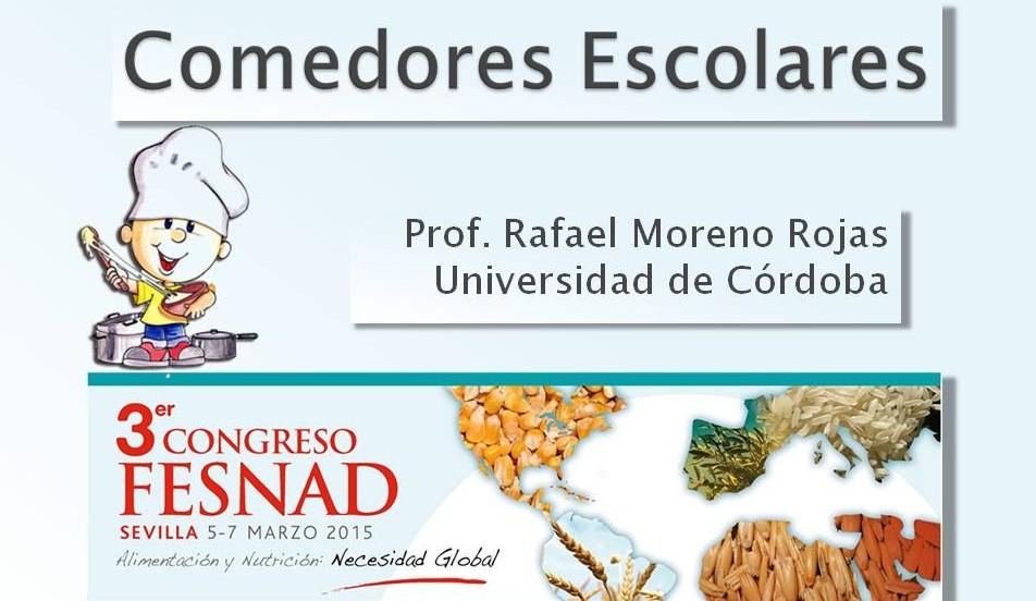 Comedores escolares – Cátedra de Gastronomía de Andalucía