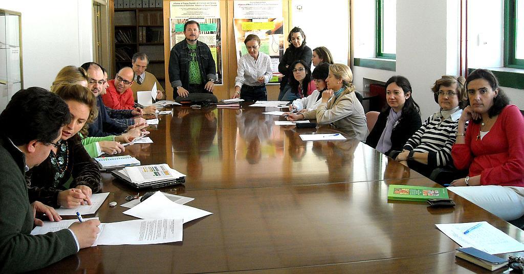 Consejo de departamento 2009