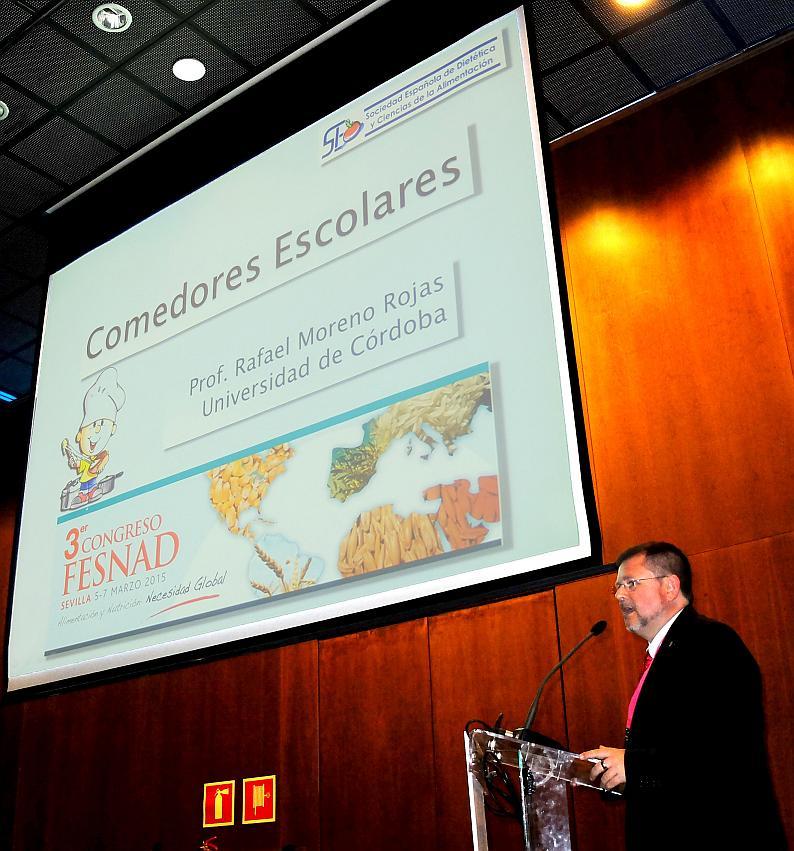 Rafael Moreno en FESNAD 15
