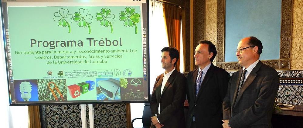 Presentación del Programa Trébol