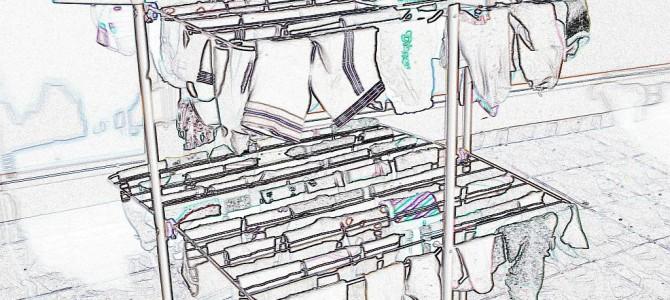 Calcetines perdidos en las lavadoras