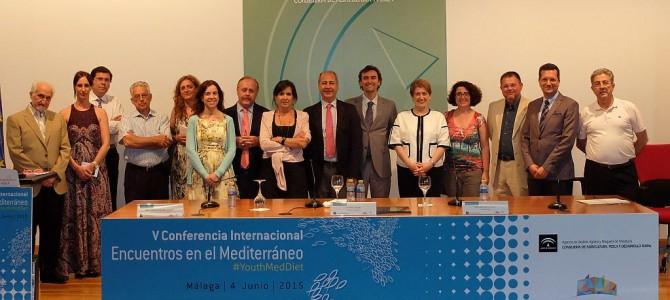 Así fue la V Conferencia Internacional. Encuentros en el Mediterráneo