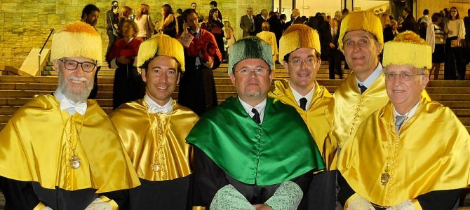 Doctores Honoris Causa de la UCO
