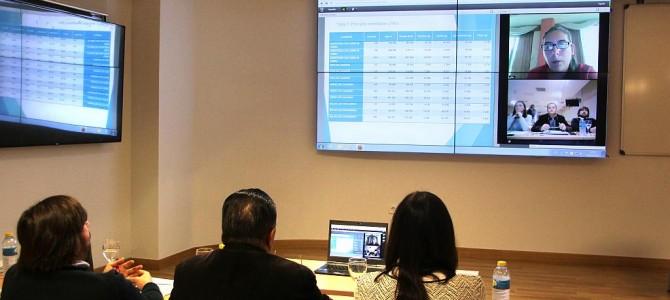 Presentación de Trabajo de Fin de Máster por Videoconferencia