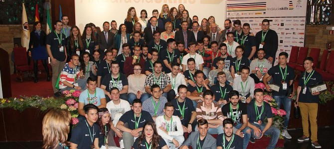 Andalucía Skills 2016