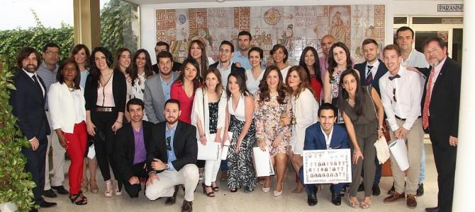 Graduación de la primera promoción del Máster en Nutrición Humana