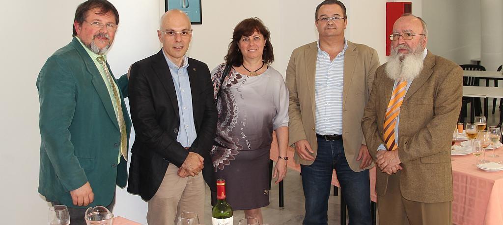 Jornadas de I+D+i en la Universidad de Cádiz