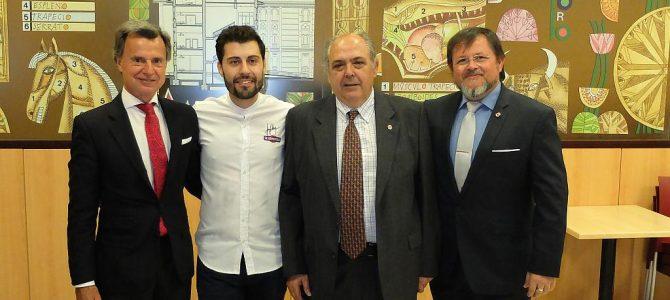 Clausura del curso académico de la Cátedra de Gastronomía de Andalucía