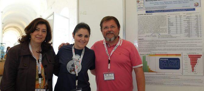 Premio a las mejores comunicaciones en el Congreso FESTEM para Alicia Moreno