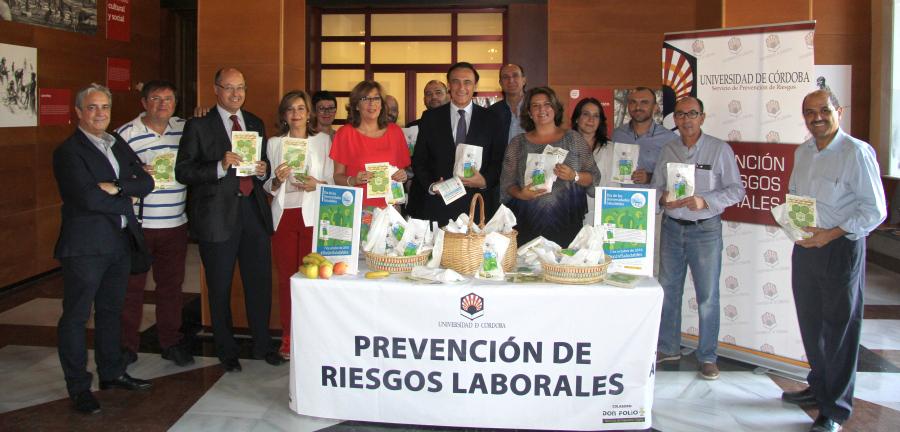 La Universidad de Córdoba por una alimentación saludable con la Red Española de Universidades Saludables
