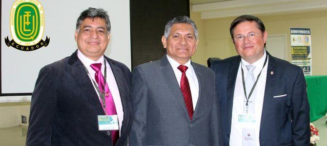 Primer Simposio Internacional de Investigación Aplicada a Ciencia de la Ingeniería (Ecuador)