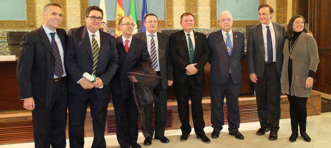 Manuel A. Amaro López, nuevo académico de la Real Academia de Ciencias Veterinarias de Andalucía Oriental