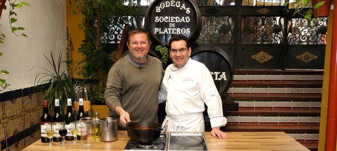 Cocinando sin gluten con Manuel Bordallo