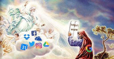Internet es tu dios y Google su profeta