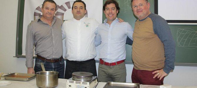 Show Cooking con Javier Pereda y Fermín López