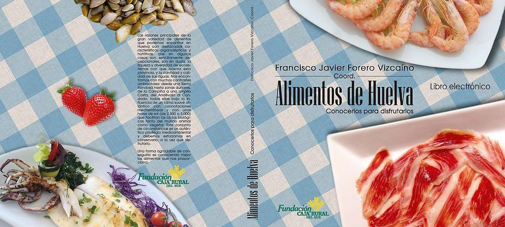 Alimentos de Huelva en libro electrónico gratis