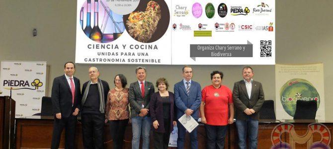 Ciencia y Cocina por una Gastronomía Sostenible