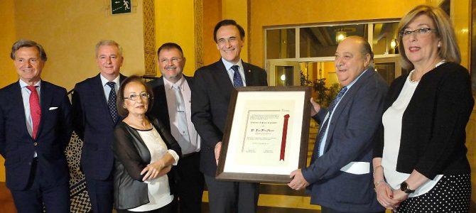 Juan Peña: Tabernero de honor
