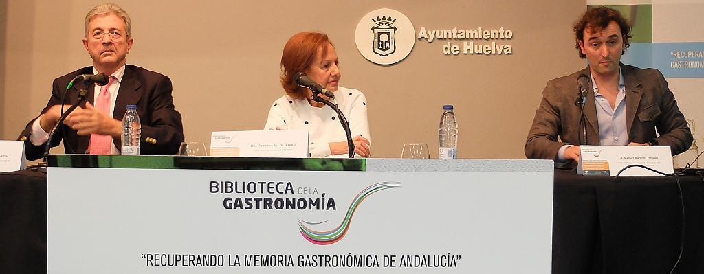 Recuperando la memoria gastronómica de Andalucía: Biblioteca Gastronómica