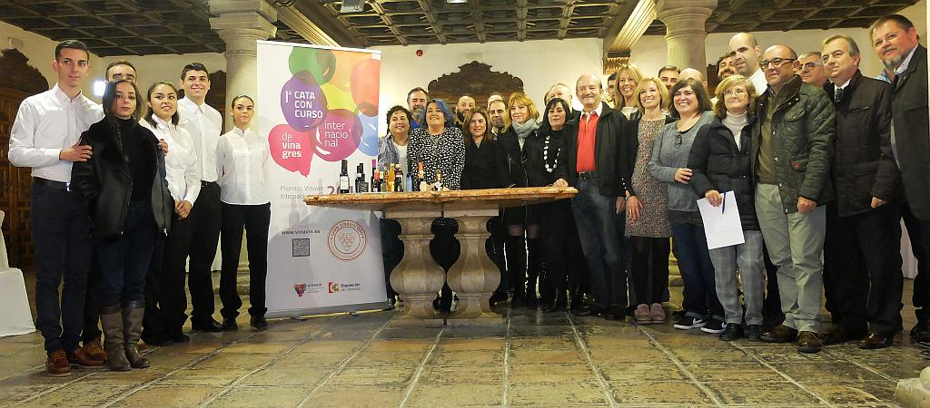 Concurso Internacional de Vinagres, VINAVIN 2018