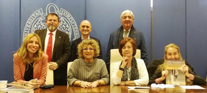 Tesis y preparación de congreso en Madrid