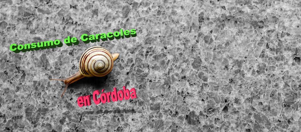 Consumo de caracoles en Córdoba