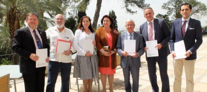 Se presenta a los medios la Academia de Gastronomía de Córdoba