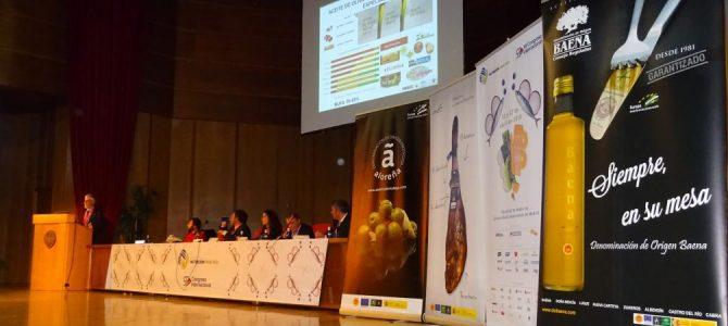 La gastronomía cordobesa destaca en el Congreso de la SEDCA (Universidad Complutense)