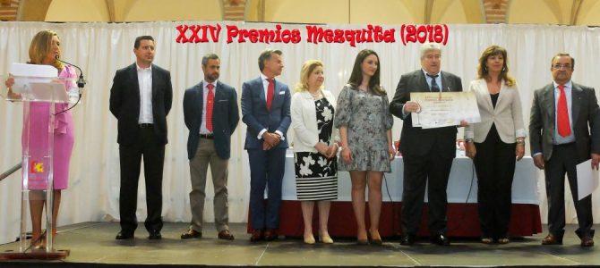 Entrega de los XXIV Premios Mezquita