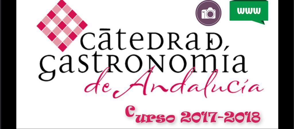 Vídeo de repaso al último año de la Cátedra de Gastronomía de Andalucía