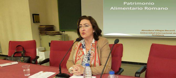 Patrimonio alimentario romano. Almudena Villegas Becerril