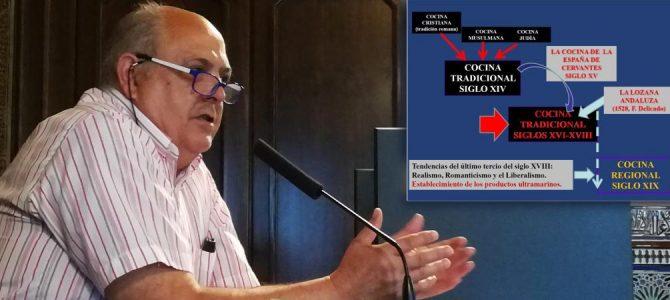 Patrimonio gastronómico en el Siglo de Oro. Antonio Gázquez Ortiz