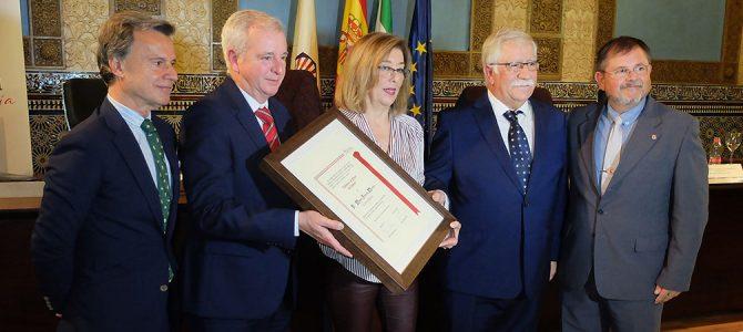 Inauguración del curso de la Cátedra de Gastronomía de Andalucía 18-19