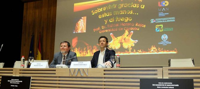 El hombre dominó el fuego o el fuego hizo al hombre