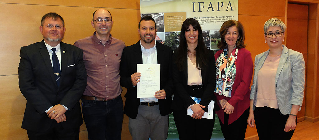 Tesis de IFAPA de Córdoba para garantizar la calidad de los productos