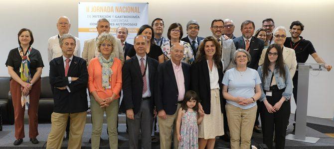 II Jornada Nutrición y Gastronomía. Andalucía Oriental
