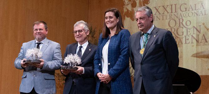 Premio Internacional Oro Virgen a la Cátedra de Gastronomía de Andalucía